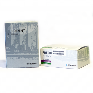 President Welcome Pack Coltene