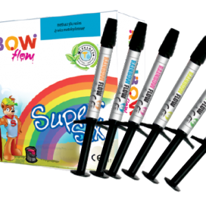 RAINBOW FLOW super six
