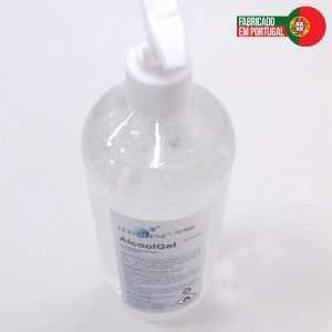 ALCCOL GEL 500ML